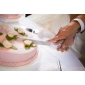 Esküvői tortalapát és kés 63cd4ff10b