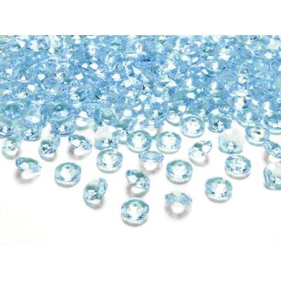 Türkiz gyémánt dekorkavics