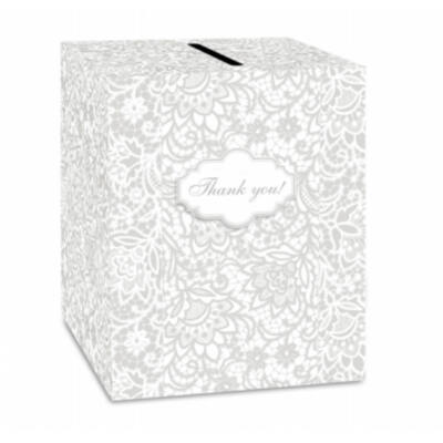 Pénzes doboz esküvőre