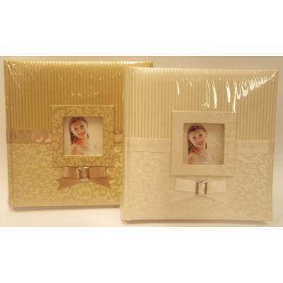 Arany fotóalbum 10x15 cm 100 db-os