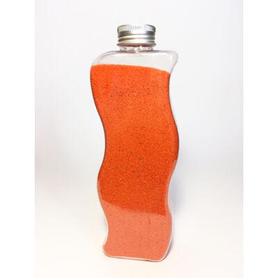 Narancs dekorhomok