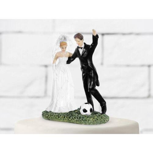 Focis esküvői nászpár