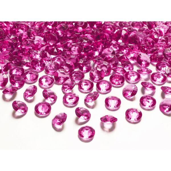 Pink gyémánt dekorkavics