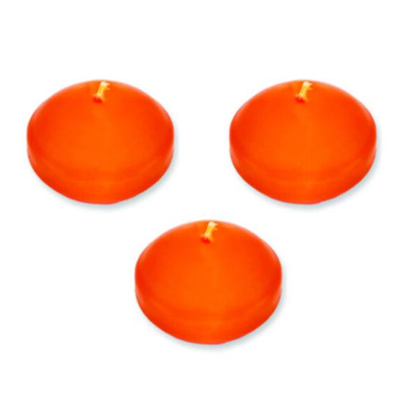 Narancs úszógyertya