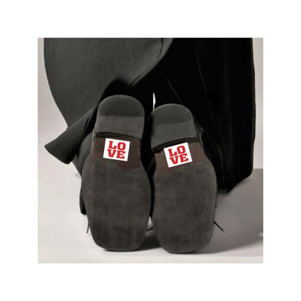 Love cipőmatrica
