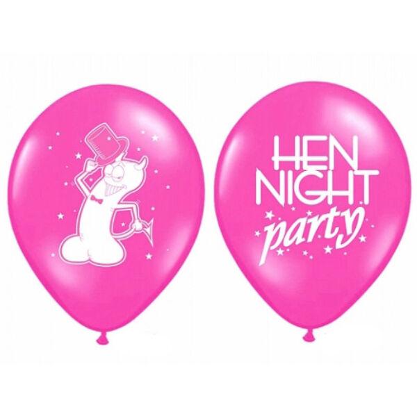 Pink hen night lufi lánybúcsúra