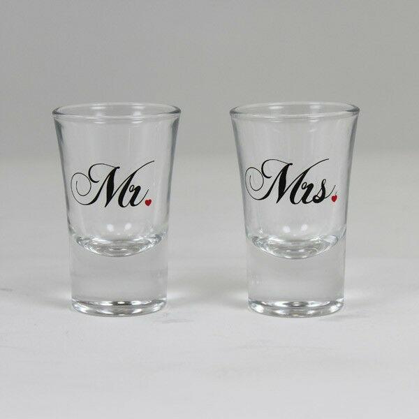 Mr és Mrs feles pohár szett