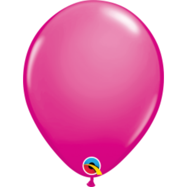 Pink lufi qualatex 28 cm