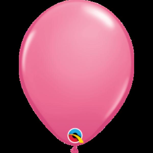 Rose héliumos lufi