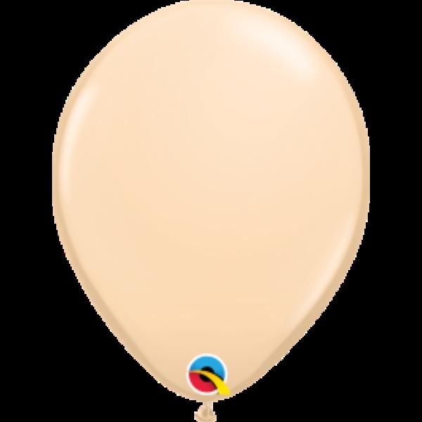Testszinű héliumos lufi