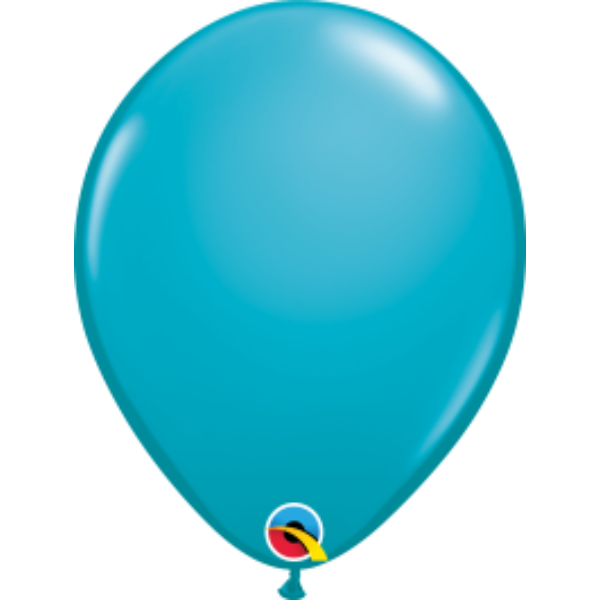 Türkiz héliumos lufi