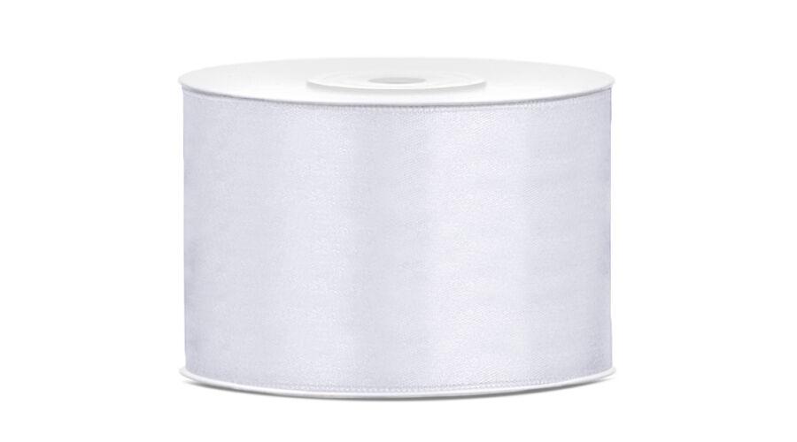 Fehér szatén szalag 5cm x 25m a91e4a9b52