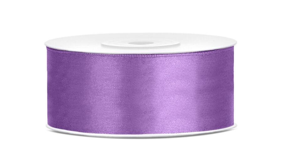 Levendula lila szatén szalag 25mm x 25m 9b05325560